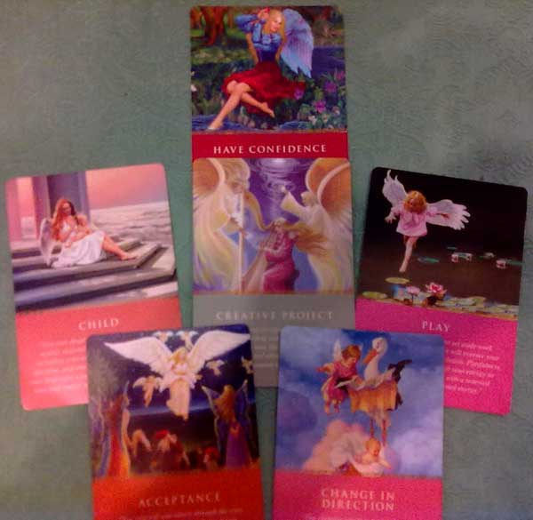 Angel Card Spread